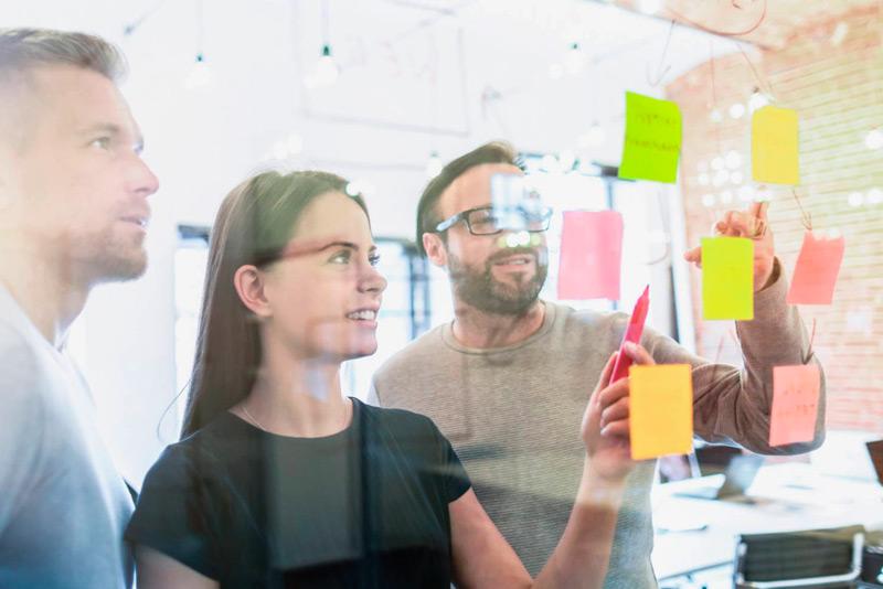 Herramientas ágiles: innovación y transformación