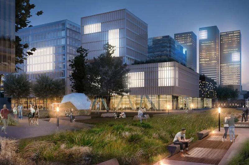 Silicon Valley porteño: lanzó el Parque de la Innovación en los terrenos VIP donde funciona el Tiro Federal