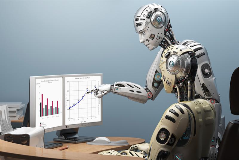 ¿Qué tan cerca estamos de ser superados por los robots?